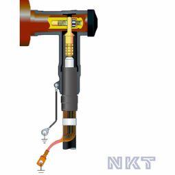 T-Steckendverschluss Typ CB 24-630
