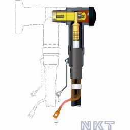 Plug-in coupling sealing end type CC 24