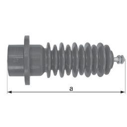 Plug-in insulator type STF 21